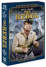 The Rebel Complete Series DVD Set Collection Lot TV Show Box Season Episodes R1