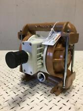 """Nomad NPF25 Pump, 1"""", Aluminum w/Buna Diaphragms, Replaces Wilden M2 #90550"""