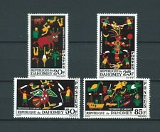 DAHOMEY - 1965 YT 218 à 221 - TIMBRES NEUFS** LUXE