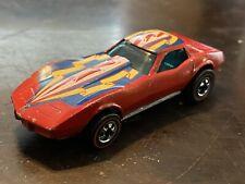 Vintage Hot Wheels Corvette Stingray Redline 1976