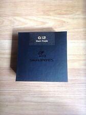 Soundpeats Q12 inalámbrico con Bluetooth 4.1 Deportes Auriculares, púrpura, Nuevo Y Sellado