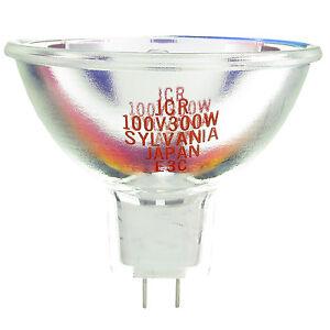 JCR 100v 300w GY5.3 Sylvania 9061059 Projector Bulb Lamp JCR UK Stock