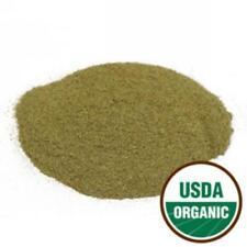 BILBERRY LEAF, CUT - ORGANIC - 1 lb bag - STARWEST - TO MAKE MEDICINAL TEA
