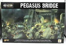 Bolt Action 409910040 Pegasus Bridge (2nd Edition) Battle-Set D-Day Raid Terrain