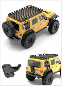 For Axial 1/24 SCX-24 RC Car Vehicle Accessories Spare Tire Base Support