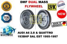 FOR AUDI A6 2.8 & QUATTRO 193BHP SAL EST 1995-1997 NEW DMF DUAL MASS FLYWHEEL