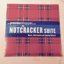 THE PREMIER SHOPPER CLUB THE NUTCRACKER SUITE BY TCHAIKOVSKY CD NEW & SEALED
