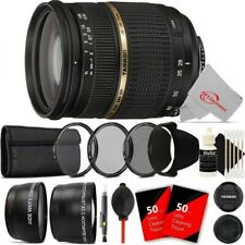 Tamron SP 28-75mm F/2.8 XR Di for Canon EF + Filter Accessory Kit