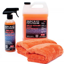 P&S Detailing Products C2501 + C250P Bead Maker Paint Protectant + 2 Towels Kit