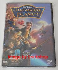 Treasure Planet DVD 2003 Walt Disney Brand New Factory Sealed THX Authentic