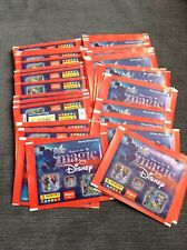 Lot Of  35 Packs Panini Share In The Magic With Disney Pixar Stickers Rare