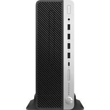 HP 600 ProDesk G4 Core I5 SFF Desktop Win 10 Pro PN 4VG26PA