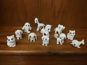 Crayola Color Wash Scribble Scrubbie Lot Of 11: Yeti, Unicorn, Norwal, Monkey...