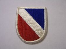 ARMY BERET FLASH - ARMY FORCES COMMAND (FORSCOM)