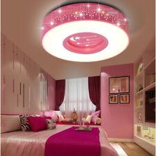 Kids Modern Childrens Room Led Star Moon Bedroom Decorative Ceiling Light Lamp