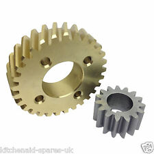 Hobart Bakery Dough Mixer Bronze And Steel Shaft Gear Set. **High Quality**