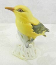 Vintage Goebel Bird Figurine Golden Oriole 38 141-08, West Germany