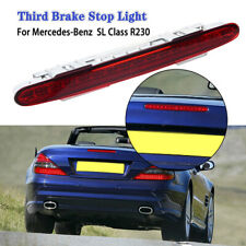 Third Brake Light Stop Lamp For Mercedes SL R230 2001-2012 SL500 SL600 SL63 AMG