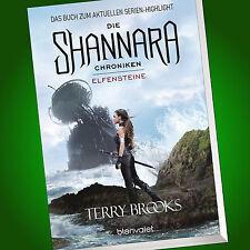 DIE SHANNARA CHRONIKEN (Band 2) | ELFENSTEINE | TERRY BROOKS (Buch)