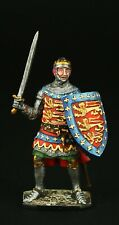 Tin soldier, Collectible, John Plantagenet, Duke of Cornwall 54 mm, Medieval