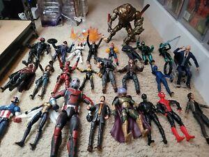 Marvel Legends MCU and X-Men Movie Set