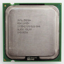 Cpu Processore Intel Pentium 4 P4 - 515J - 2.93GHZ/1M/533 - SL85V Socket 775