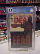 WALKING DEAD #102 (Image Comics, 2012) CGC Graded 9.8 ~ WHITE Pages