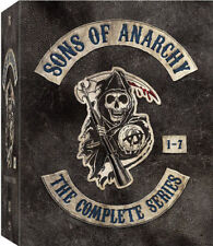 Sons of Anarchy: The Complete Series Seasons 1, 2, 3, 4, 5, 6, & 7, DVD, New