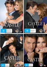 CASTLE - Season 5, 6, 7 & 8 : NEW Series DVD