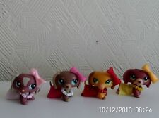 accessories for littlest pet shop12 items skirt, necklaces, bow lps dogs not inc