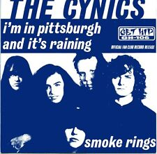 """CYNICS 'Pittsburgh' 7"""" NEW RARE fuzztones psych psychedelic garage lp nuggets"""