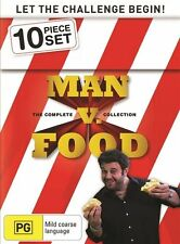 Man v. Food - The Complete Collection DVD  R4