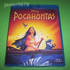 POCAHONTAS CLASICO DISNEY NUMERO 33 - BLU-RAY NUEVO Y PRECINTADO