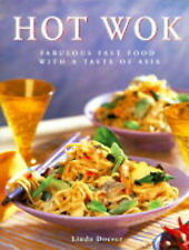 Very Good, The Hot Wok: Fabulous Fast Food with Asian Flavours, Doeser, Linda, B