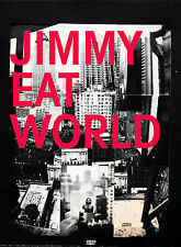 Jimmy Eat World: DVD EP (DVD, 2002) BRAND NEW Music Videos & Live Footage!