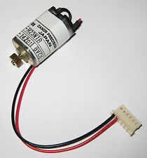 Canon DN22 Precision Quiet Motor with Gear - 24V DC Model Train Motor - 5300 RPM