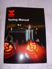 WEBER CARBURETTOR OFFICIAL TUNING MANUAL NEW