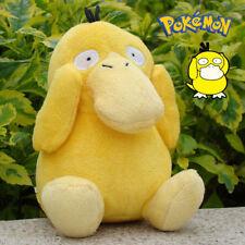 "6"" High Pokemon Psyduck Soft Plush Stuffed Doll Figure Kids Toy Japan Anime"