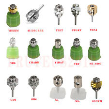 Dental Led Fiber Optic High Speed Handpiece Replace Turbine Cartridge Rotor