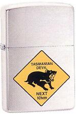 NEW Zippo Lighter - Souvenir Range - L9786 - Tasmanian Devil