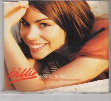(HE717) Billie, Honey To The Bee - 1999 CD