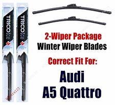 WINTER Wipers 2-Pack Premium fit 2008+ Audi A5 Quattro 35200/240