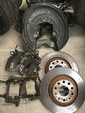 AUDI A3 S3 GOLF MK5 R32 3.2 V6 REAR BIG BRAKE UPGRADE KIT CALIPERS 310MM DISCS
