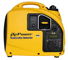 Stromaggregat Stromerzeuger Inverter ITC POWER 2.000W GG20i auch für Werkzeuge