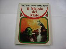 MARIO ROSSI - IL MESSIA DEL MALE - RARO EDIFUMETTO 1979 - GRANDI AUTORI