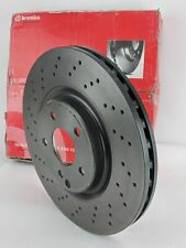Mercedes-Benz C-Class CLK SLK Front Brake Disc 330mm Brembo 09.A448.21