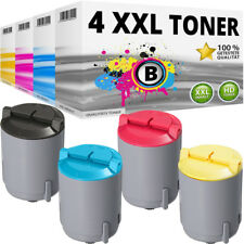 4x XXL TONER PATRONEN für Samsung CLP-300-N CLX-2160-N CLX-3160-FN SET