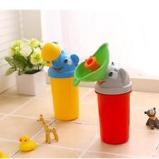 Pot Petit Bébé Urinoir Portable Simple pour Enfant Unisexe pr Voyage Voiture