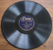"Andrews Sisters - 78 (Canada) - ""Toolie Oolie Doolie"" / ""I Hate To Lose You"" VG-"