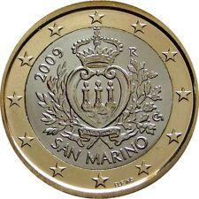 ROULEAU DE PIECES DE 1 EURO SAN MARIN ANNEE 2009 A SAISIR